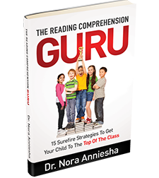 The Reading Comprehension Guru – Dr. Nora Anniesha