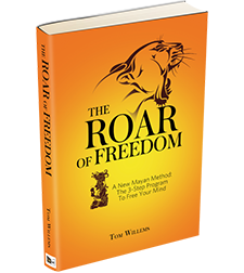 THE ROAR OF FREEDOM – Tom Willems